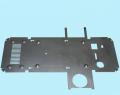 Развертка корпуса с выполнением операций пуклевок ,перфорации, пробивок отверстий и вырубки по контуру.